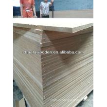 1220x2440x5.2mm,7mm,11mm,17mm red oak veneer fancy MDF