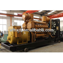 12.5-1250KVA good price generator natural gas with CE ISO