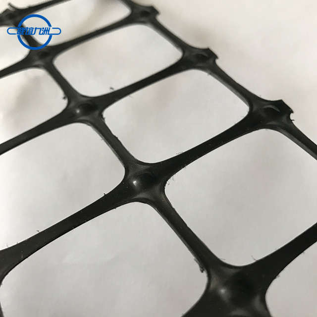 PP Biaxial Geogrid 30KN