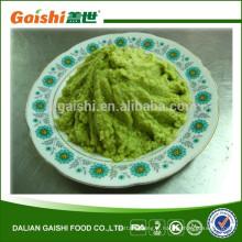 livraison de recette de sauce wasabi réel