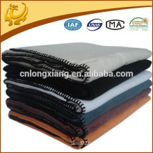 China Factory Brushed Organic Bamboo Material Wholesale 100 Bamboo Blanket