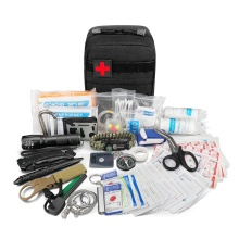 Camping Survival Kit Survival Equipment With Medical Supplies