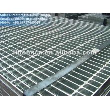 galvanized light duty flat bar grating