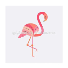 Temporäre Tattoo 'Romantische Flamingo' Individuelle Tattoo-Designs