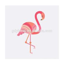 Temporary Tattoo 'Romantic Flamingo' Customized Tattoo Designs