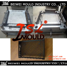Custom Bread Crate Plastic Injection Mold