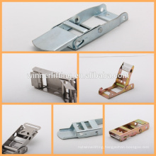 2 inches side release buckle/overcenter buckle