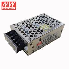 MEANWELL 15W para a fonte de alimentação NES-15-12 do CB SMPS 12v 1a do CE do UL da série de 360w NES