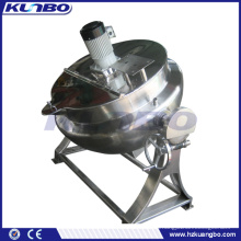 Electric heating tilting jacketed kettle