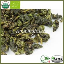 Organic Certified Tie Guan Yin Oolong Tea