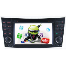 Android 5.1 Car DVD GPS for Benz E/Cls/G Radio Navigation with WiFi Connection