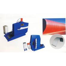 Máquina herramienta para engarzar techos de acero vertical / horizontal