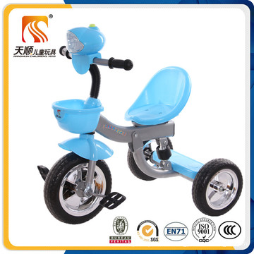 Factory Directly Wholesale 3 Wheel Bike Children Trike