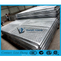 Construction Site/Temporary Fence Chain Link Wire