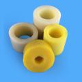 Tube en nylon MC résistant de qualité supérieure jaune / naturel
