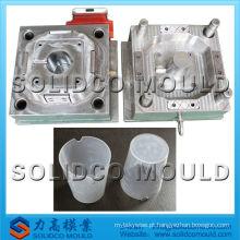 Molde de injeção plástica do molde do copo de medição