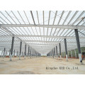 Structural Steel Prefabricated Warehouse