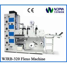 Wjrb-320 automatische Flexo Drucken-Maschine