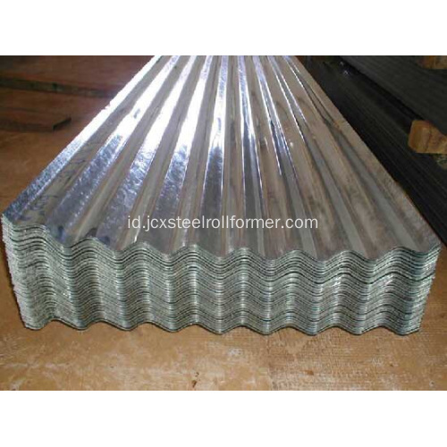 836 Corrugated Roofing Sheet Roll Bekas