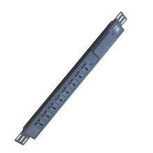 Premium 1.5U 8way 220V PDU rack power distribution units for server room
