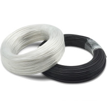 UL1332 30AWG 1/0.254mm ul-approved transparent tefzel cable