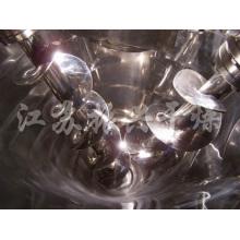 Mezclador de cono doble / triple hélice de la serie de Dsh para el polvo