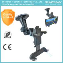 4708 suporte do telefone universal do carro ajustável para mini ipad iphone samsung