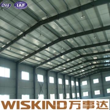 Matériau du mur Matériau de la panne de toit de bâtiment de structure métallique