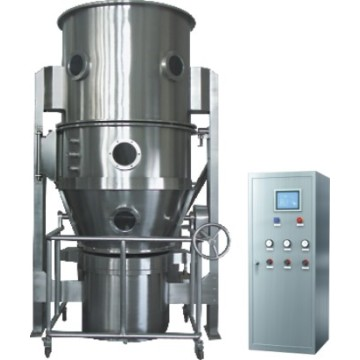 safety operation Vertical type Fluidizing dryer