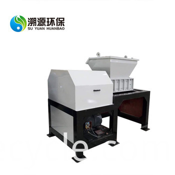 Double Shredder Machine