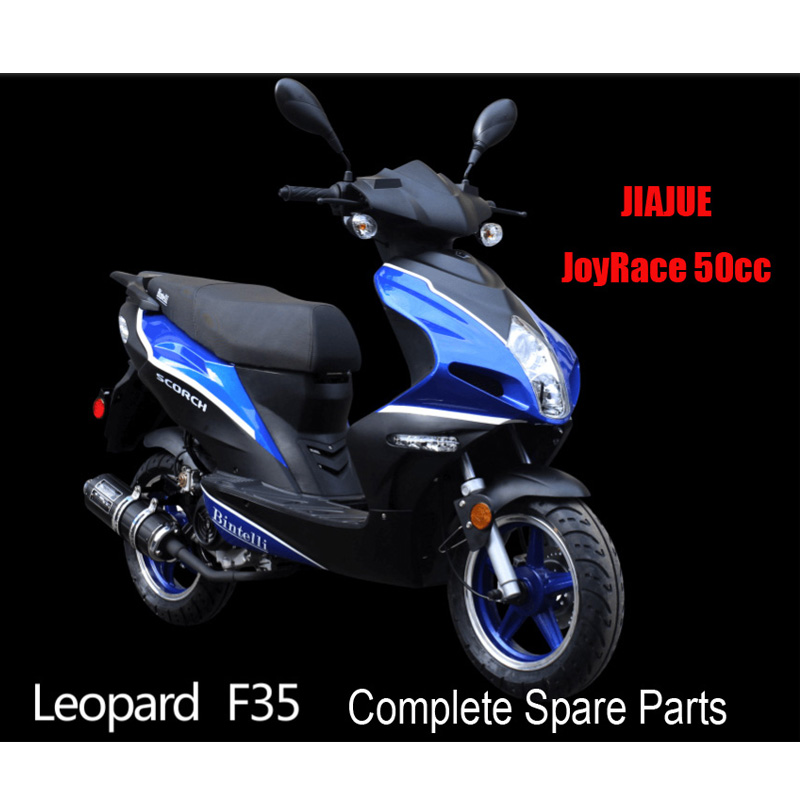 Jiajue 50cc Scooter Parts