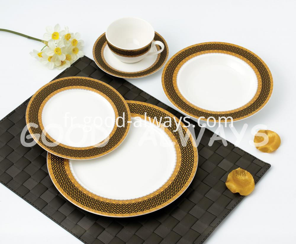 Nbc 795 Tableware Set