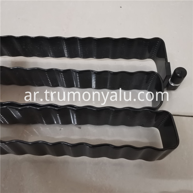 Black Powder Aluminum Snake Tube02