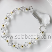 Cold 270MM Length Crystal Drop