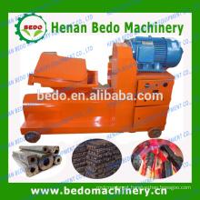 Venda quente na Malásia! máquina da extrusora do carvão vegetal / máquina do carvão amassado do carvão vegetal da biomassa para fazer a vara de madeira do carvão vegetal