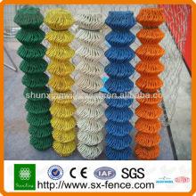 PVC-beschichtetes Kettenglied-Drahtgeflecht