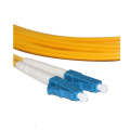 LC Single Mode Sợi quang Patch Cord