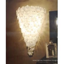 Indoor Hotel Flower Wall Light with Good Decrotive
