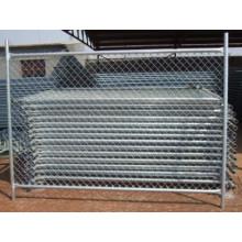 Chain Link Fence Temporário