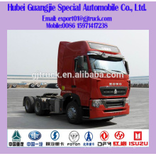 Nouveau camion de tracteur / camion tracteur chinois SHACMAN 6 * 4 à vendre