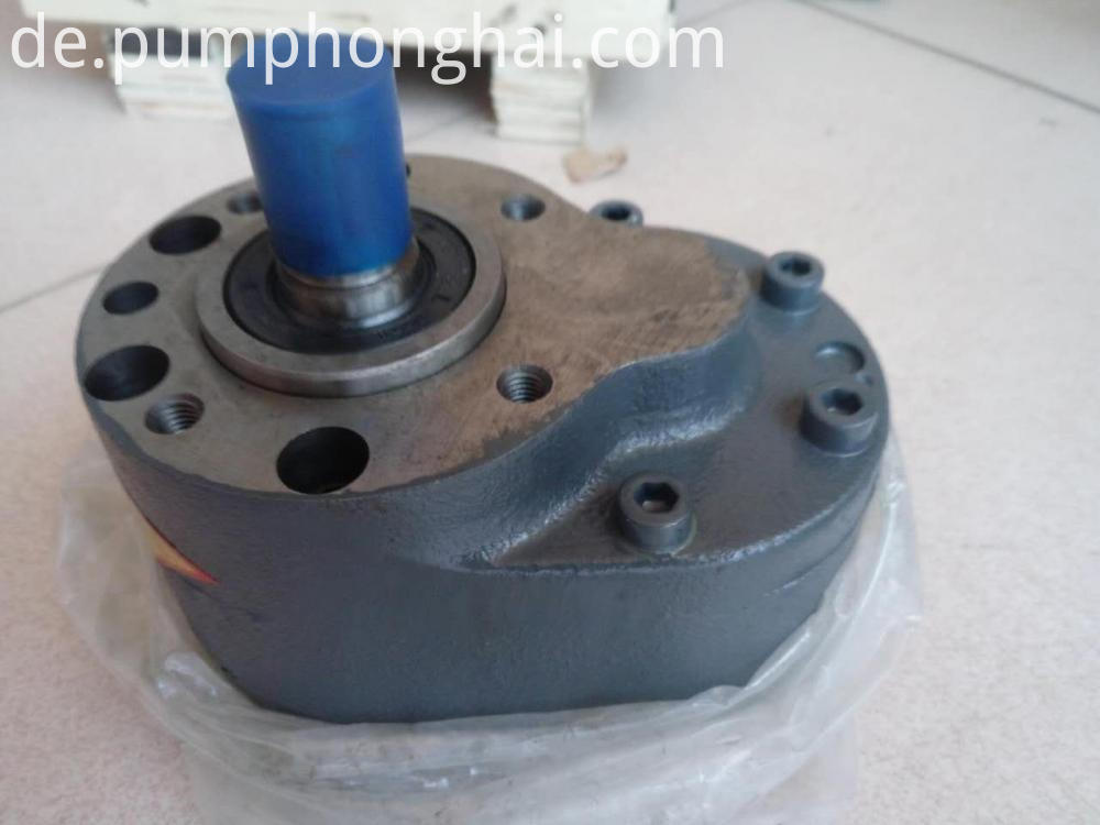 Gear Type Hydraulic Oil Pump 1