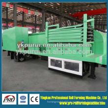 Máquina de construção automática PRO240 para telhado de arco