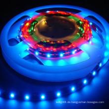 RGB-Power LED-Streifen flexible Warmband OEM-Qualität führte Streifen