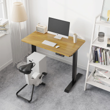Modern Home Office Stand Up Adjustable Height Desk