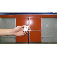 Automatci Schiebetür für Kühlraum verwendet