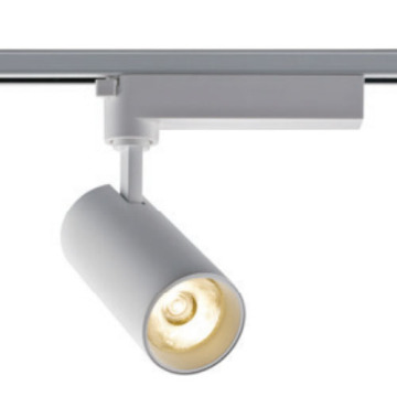 Rail d'éclairage LED Energy Star blanc 20 W