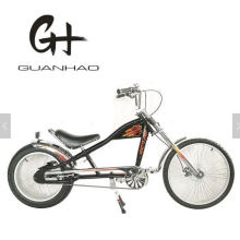 "24""-20"" Single Speed OEM/ODM Good Quality Made in China Big Adult Ce Chopper Bike"
