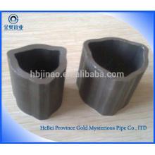 St52 tubo de aço triangular sem costura para o eixo de tomada de força agrícola