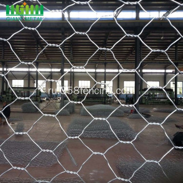 Chicken+PVC+Coated+Hexagonal+Wire+Mesh+Netting