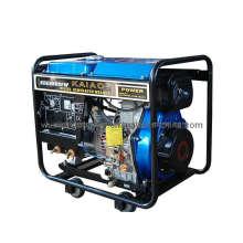 Conjunto de generador de soldador diesel (KDE6700EW)